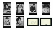 Jeff Yagher - Signed Autograph and Headshot Photo set - Aeon flux