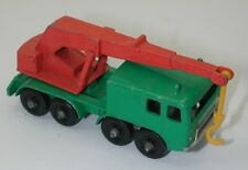 Matchbox Lesney No. 30 8 Wheel Crane oc10585