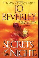 Secrets of the Night by Jo Beverley (1999) New !