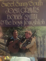 SWEET SUNNY SOUTH-JOSH GRAVES, BOBBY SMITH, & the boys from Shiloh-NEW SEALED LP