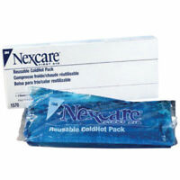 3M Nexcare Reusable Hot/Cold Therapy Pack 4 X 10 Inch -2 PACK