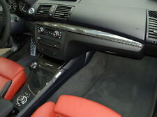 BMW E82 E88 Real Carbon Fiber Interior Trim 5 Piece set  BMW 1 Series