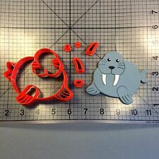 Walrus 101 Cookie Cutter Set