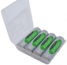 4 x AA 2500mAh low self-discharge Rechargeable batteries Vapextech