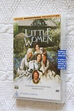 LITTLE WOMEN (DVD), STARRING-WINONA RYDER, R-4, NEW, FREE POST IN AUSTRALIA