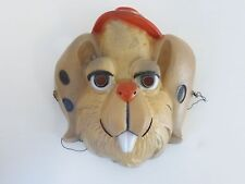 SOURIS RONGEUR MOUSE RODENT  70's MASQUE CESAR ANNEES 70 HANNA BARBERA ? MASK
