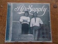 1999 CD AIR SUPPLY - THE DEFINITIVE COLLECTION -  ALBUM LP VGC