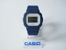 Discontinued Casio G-Shock 3229 DW5600M-2ER water resist 20 bar blue NOS watch