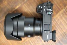 Sony Alpha a6500 24.2MP Digital Camera & E PZ 18-105mm F4 zoom lens G OSS