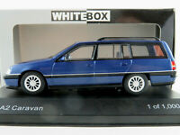 WhiteBox WB292 Opel Omega A2 Caravan (1990) in blaumetallic 1:43 NEU/OVP
