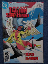 DC comics Tales of the Legion of Super-Heroes (LSH) issue #321 (1985)