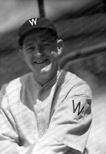 8x10 Print Historic Baseball General Crowder Washington Senators 1932 #GC1