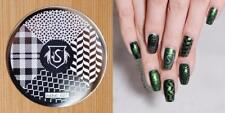 Nail Art Stamping Plates Image Plate Decoration Harry Potter Halloween (hehe27)