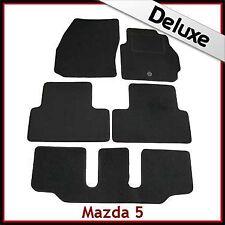 Mazda 5 7 Seater 2005 2006...2009 2010 2011 Tailored LUXURY 1300g Car Mats
