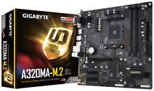 Gigabyte GA-A320MA-M.2 Motherboard CPU AM4 AMD Ryzen DDR4 DVI VGA HDMI USB 3.1
