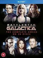 Battlestar Galactica-the Complete Series [Edizione: Regno - BluRay DL006985