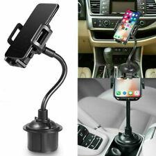 LOT* Universal Car Mount Adjustable Gooseneck Cup Holder Cradle for Cell Phone