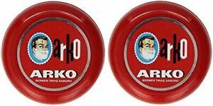 Arko Shaving Soap in Bowl 90g (2 PCs Offer)