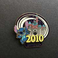 DLR - 2010 Sleeping Beauty Castle - Stitch Disney Pin 74215