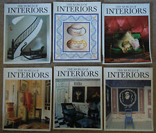 July World of Interiors Antiques & Collectables Magazines