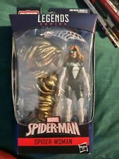 Marvel Legends Marvel Comics Spider-Woman Molten Man BAF assortment