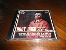 Baby Bash - Get Wiggy! Rap CD - SPM FROST E-40 A-WAX Jay Tee Fade Dogg Playa Rae