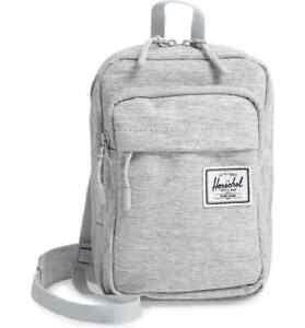 Herschel Supply Co Light Grey Form Shoulder Bag B4117