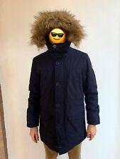 Giacca uomo parka napapijri ara XL Navy Blu Invernale