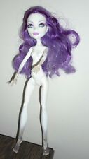 Monster High Spectra 13 Wishes Doll Nude Réparation Unique