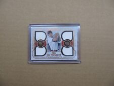 2015 Topps Museum Collection #PPQR-PG   Paul Goldschmidt   #75/75   Quad Relic