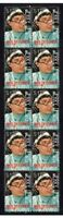 JERRY LEWIS COMEDY KINGS STRIP OF 10 MINT VIGNETTE STAMPS 4