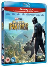 Black Panther (3D + 2D ) [Blu-ray]