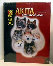 Akita-Treasure of Japan, Vol. 2 ( New in Publisher Plastic wrapping)