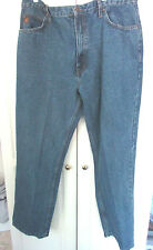 WALLS~Heavyweight DENIM BOOT CUT BLUE JEANS~Men's 40 x 30~NWT~Relaxed Fit