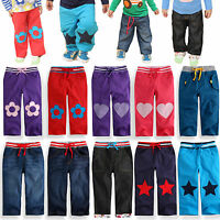 "NWT Vaenait Baby Infant Toddler Clothes Boy Girl Trousers Pants Blue Jean""Pants"""