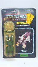 Vintage Star Wars A-Wing Pilot POTF Figure - 1984 Kenner 92-Back - MOC last 17