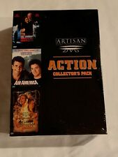 NEW Action Collector's Pack DVD - Narrow Margin, Air America, Cuthroat Island