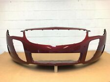 2014 2015 2016 2017 buick regal gs front bumper cover -addiction red 13399053 #2