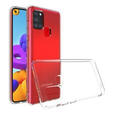 Samsung Galaxy A21s Phone Case Silicone Cover Case Case Transparent Clear