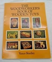Dover Books on Woodworking and Carving: The Woodworker's Book of Wooden Toys by