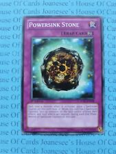 Powersink Stone STBL-EN078 Common Yu-Gi-Oh Card 1st Edition New