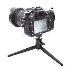 Stable Mini Tabletop Swivel Ball Head Compact Tripod Stand for Canon Camera