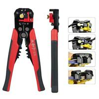 Multifunctional Ethernet Crimping Pliers Electrician Automatic Wire Stripper