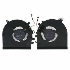 CPU & GPU Cooling Fan For Razer Blade 15 RZ09-0270 GTX 1060 DFS5K121142621