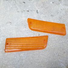TOYOTA CELICA TA22 RA20 RA21 RA22 Front Turn Signal Lights Cover Lens NOS JAPAN