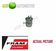 FRAM ENGINE FUEL FILTER GENUINE OE QUALITY SERVICE REPLACE - P8935