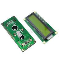 2PCS 1602 16x2 HD44780 Character Controller LCD Display Module Yellow backlight