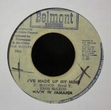 """Enos Mcleod(7"""" Vinyl)I'VE MADE UP MY MIND-Jamaica-VG/Ex-"""