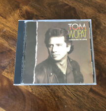 Tom Wopat- Learning To Love (1992) , Promo with Punch hole in UPC