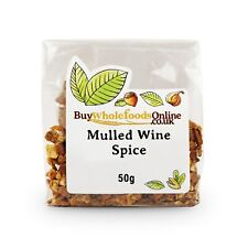 Mulled Wine Spice 50g | Buy Whole Foods Online | Free UK Mainland P&P